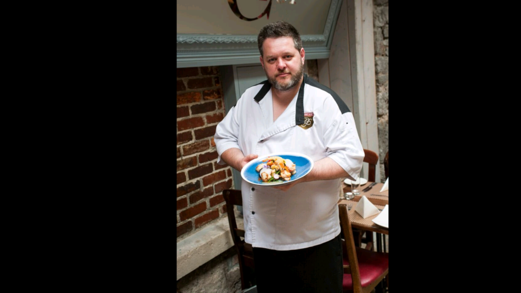 Head chef Noel Keane
